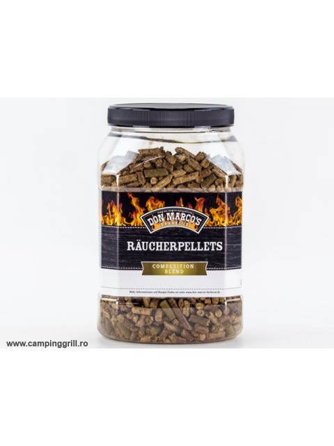 Smoking pellets Competition Blend