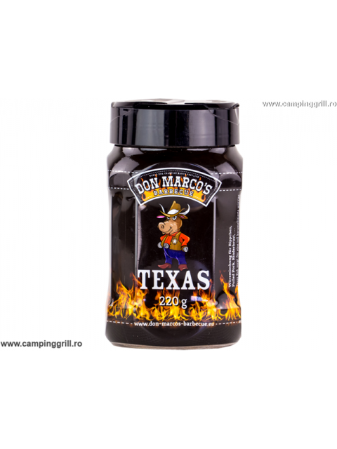 Condimente Don Marco's Rub Texas Style