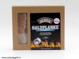 Placa de sare barbecue