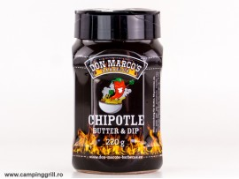 Don Marco's Chipotle Butter Rub