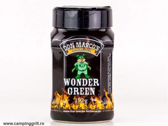 Condimente Don Marco's Wonder Green