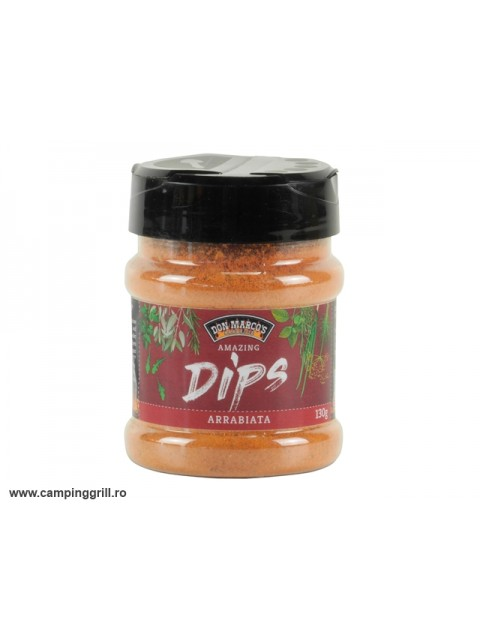 Amazing Dips Arrabiata