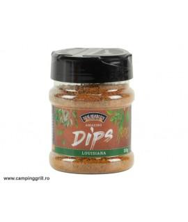 Amestec condimente Amazing Dips Louisiana
