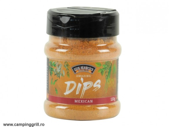 Amazing Dips Mexican