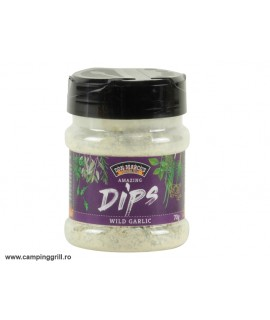 Amazing Dips Wild Garlic