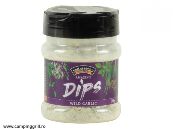 Amestec condimente Amazing Dips Wild Garlic