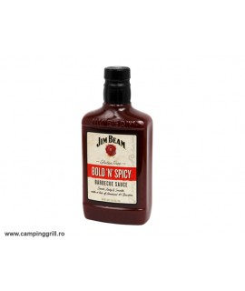 Sos BBQ Jim Beam Bold N Spicy