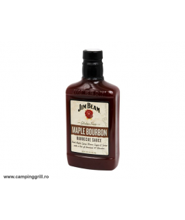 Sos BBQ Jim Beam Maple Bourbon