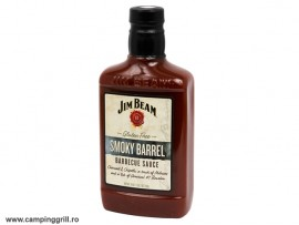 Sos gratar Jim Beam Smokey Barrel