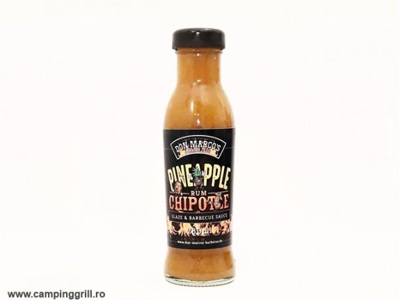 Sos BBQ Ananas Rom Chipotle