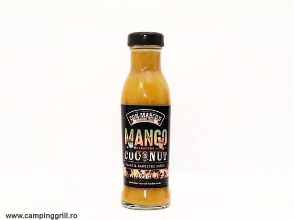 Sos gratar Mango Habanero Cocos