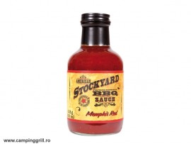 BBQ Sauce Stockyard Memphis Red