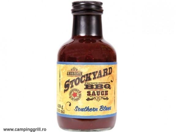 Sos gratar Stockyard Southern Blues