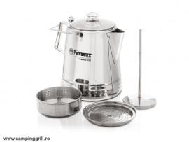Stainless steel Percolator 3 liters Petromax