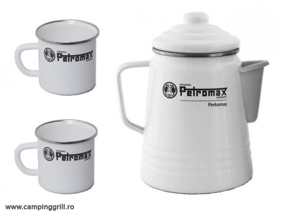 Set infuzor cafea si ceai Petromax