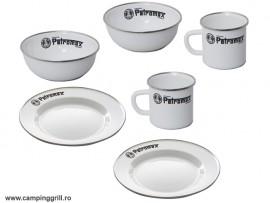 Petromax picnic tableware set