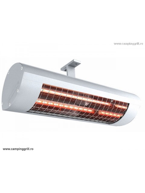 Infrared radiant heater Basic 2000W titan