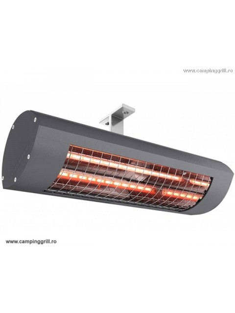 Electrical heater Solamagic Basic 2000W anthracite