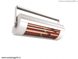 Terrace infrared heater 2000W ECO+ white