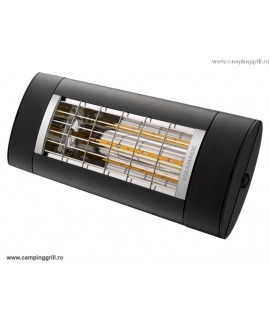 Infrared heater S1 2000W anthracite