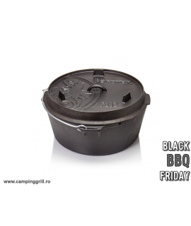 Dutch oven Petromax 10 liters Black Friday