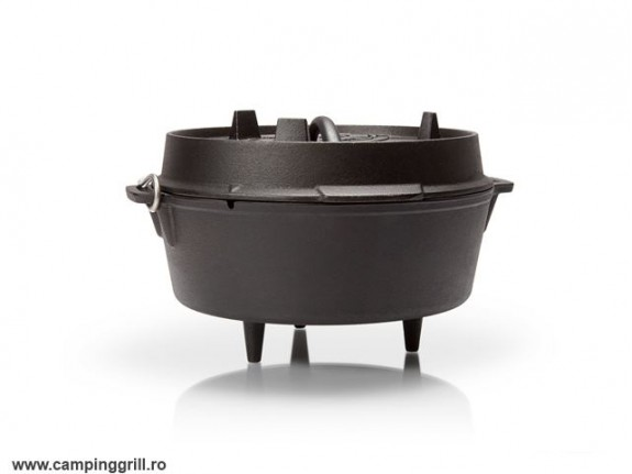 Dutch oven for charcoal 4 liters