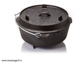 Dutch oven for fire Petromax 6 liters