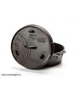 Ceaun din fonta Petromax 4 litri