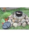 Castiron Dutch oven Petromax 10 liters