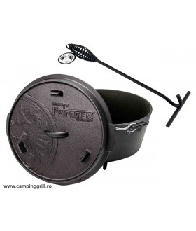 Dutch oven 4 liters with lid lifter