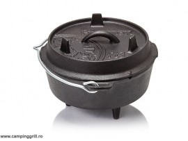 Dutch oven with legs 2 liters