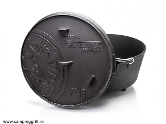 Castiron Dutch oven Petromax 16 liters