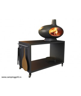 Pizza wood stove MORSØ FORNO