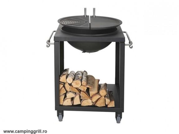 Gratar cu lemne MORSØ Grill '17