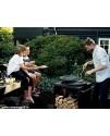 Wood grill MORSØ Grill '17