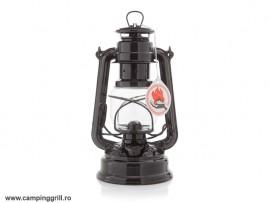 Felinar cu ulei lampant negru