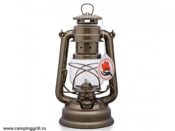 Felinar cu gaz lampant Bronz