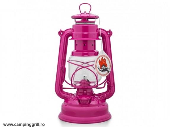 Felinar cu gaz lampant Magenta