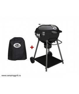 Charcoal Grill OUTDOORCHEF with cover