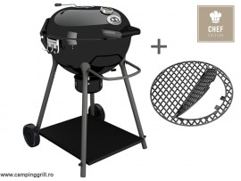 Gratar carbune KENSINGTON 570C CHEF Edition