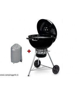 Weber Grill with cover E-5750