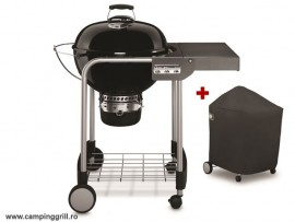 Weber Grill Performer GBS with cover