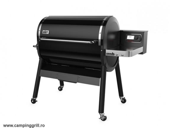 Gratar cu peleti Weber SmokeFire EX6 GBS
