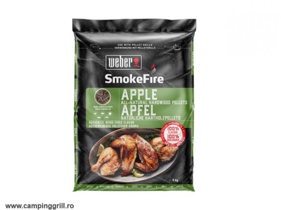 Peleti Weber SmokeFire mar 9 Kg
