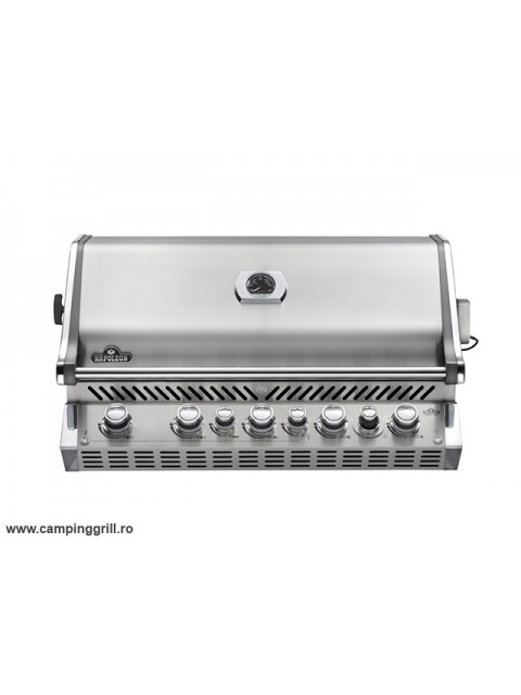 Built-in natural gas grill BIPRO665