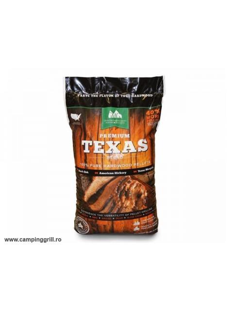 Peleti gratar Texas Blend 12.7 Kg GMG