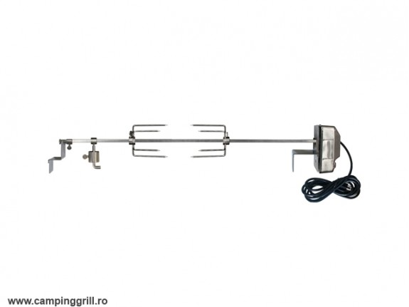 Sistem rotiserie GMG Ledge