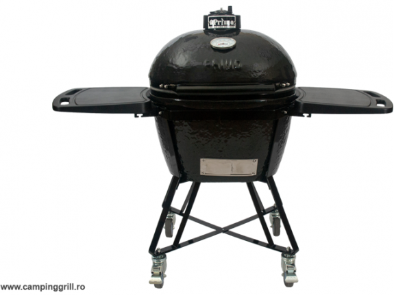 Ceramic Grill Primo Oval Large All-in-One
