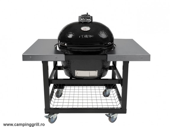 Smoker Primo Large with stainless steel tables