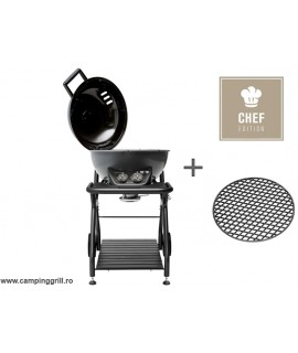 Gasgrill ASCONA CHEF EDITION Grey